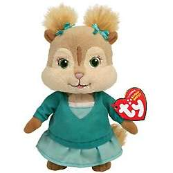 Ty Beanie Babies Eleanor the Chipmunk
