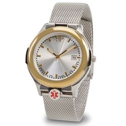 Personal Medical Information Wristwatch
