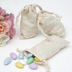 Eco-Friendly Wedding Favor Bag