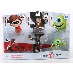 Disney Infinity Sidekick Character Pack