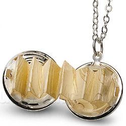 Wish Locket Necklace