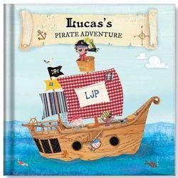 My Pirate Adventure Personalized Children's Book