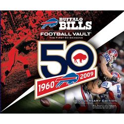 Buffalo Bills Football Vault