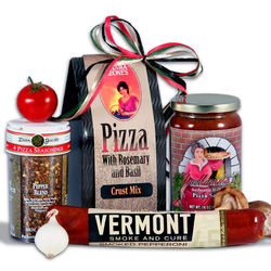 Gourmet Pizza Gift Stack