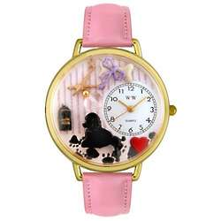 Dog Groomer Watch with Miniatures