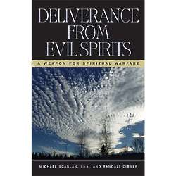 Deliverance From Evil Spirits Book