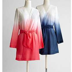 Lightweight Hand Dyed Robe