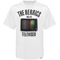 The Berrics Will Be Televised T-Shirt