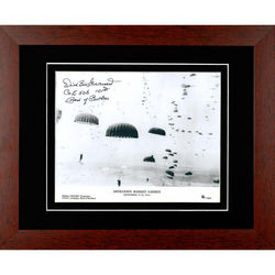 101st Airborne Signed Operation Market Garden Photograph