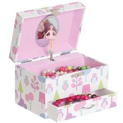Molly Musical Ballerina Jewelry Box