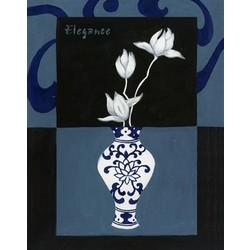 Grey Elegance Fine Art Print