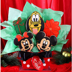 5 Cookie Disney Holiday Bouquet