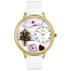 Registered Nurse Watch with Miniatures