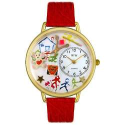 Preschool Teacher Watch with Miniatures