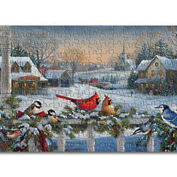 Beautiful Birds Jigsaw Puzzle
