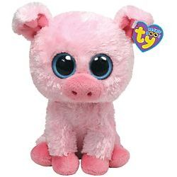 Ty Beanie Boos Corky the Pig Plush Toy
