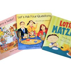 Passover Board Book Set