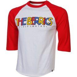 The Berrics Cutter Raglan Three-Quarter Sleeve T-Shirt