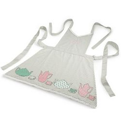English Tea Time Apron