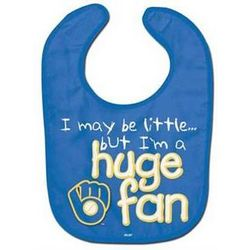 Milwaukee Brewers All Pro Baby Bib