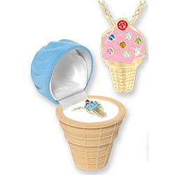 Ice Cream Necklace