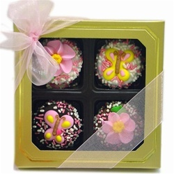Box of 4 Mother's Day Decorated Oreos®