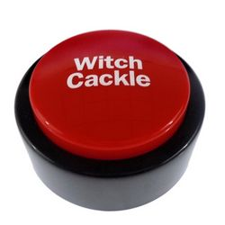 Witch Cackle Sound Button