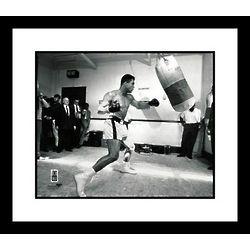 Muhammad Ali Framed Photo