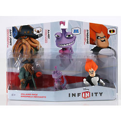 Disney Infinity Villains Character Pack