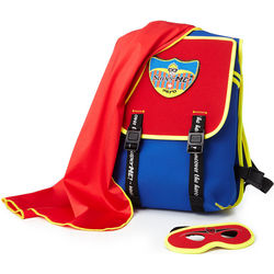 Super-Me Backpack with Cape and Mask