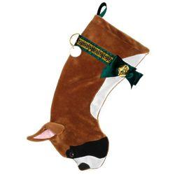 Boxer Dog Stocking