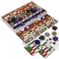 Elite Christmas Gift Wrap Bundle