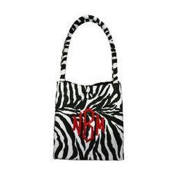 Monogrammed Kalahari Handbag