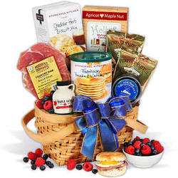 Mother's Day Breakfast in Bed Gift Basket