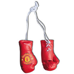 Manchester United Boxing Gloves