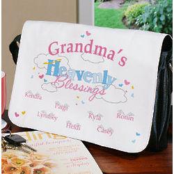 Heavenly Blessings Large Shoulder Bag