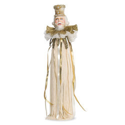 Colonel Blanko Nutcracker Wine Bottle Topper