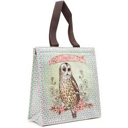 Insulated Owl Lunch Bag