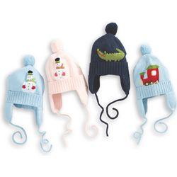 Toddler Intarsia Winter Hat