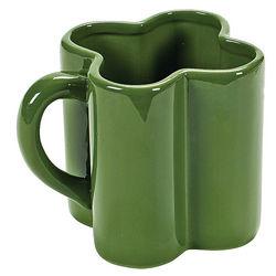 Shamrock-Shaped Mug