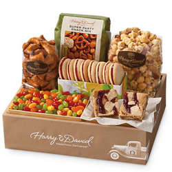 Olympia Sweets and Snacks Gift Box Delight