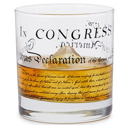 Constitution of United States of America Glass