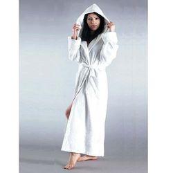 Ultra Hooded Full Length Terrycloth Bathrobe