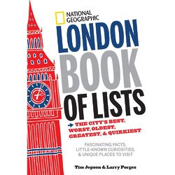 London: Book of Lists