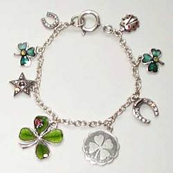 French Lucky Charms Bracelet