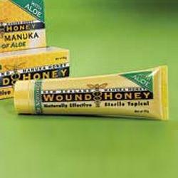 Wound Honey with Active Manuka Honey