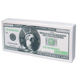 Million Dollar Bill Stress Toy