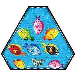 Fun Fish Triazzle Kid's Puzzle