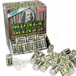 Mini Rolls of Money Mints