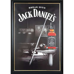Jack Daniel's Advertisement Wall Decor